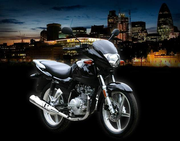 AJS Eco2 125 (JS125 E-2) technical specifications